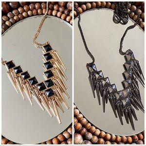 Express Long Fashion Necklace Bundle
